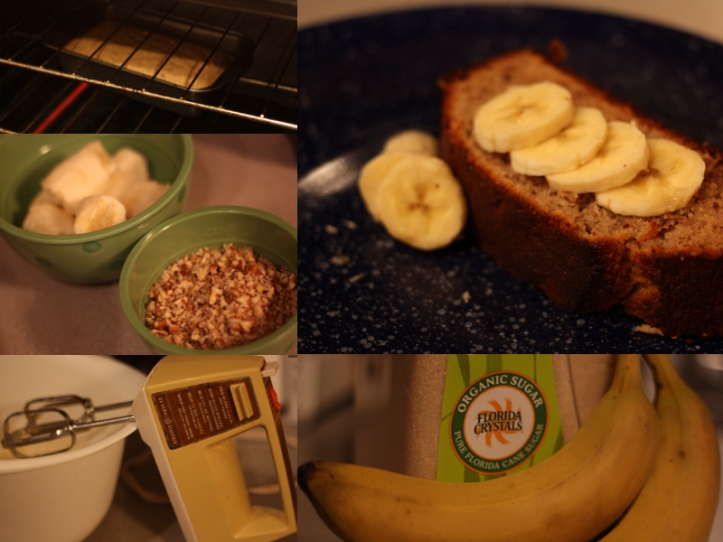 Yummy! Bananas and Pecans are two of my favorite things! A truly enjoyable gluten-free version!